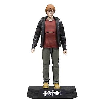 Ron Weasley Poseable Figure from Harry Potter
