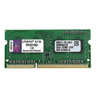 Pamięć RAM Kingston IMEMD30096 KVR16S11S8/4 4 GB 1600 MHz DDR3-PC3-12800