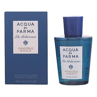 Suihku geeli korjaus Blu Mediterraneo Hombredorlo di Sicilia Acqua di Parma (200 ml)