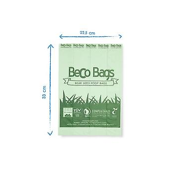 Sacs beco Compostable Dog Poop