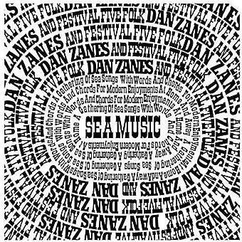 Dan Zanes & Festval Five Folk - Sea Music [CD] USA import