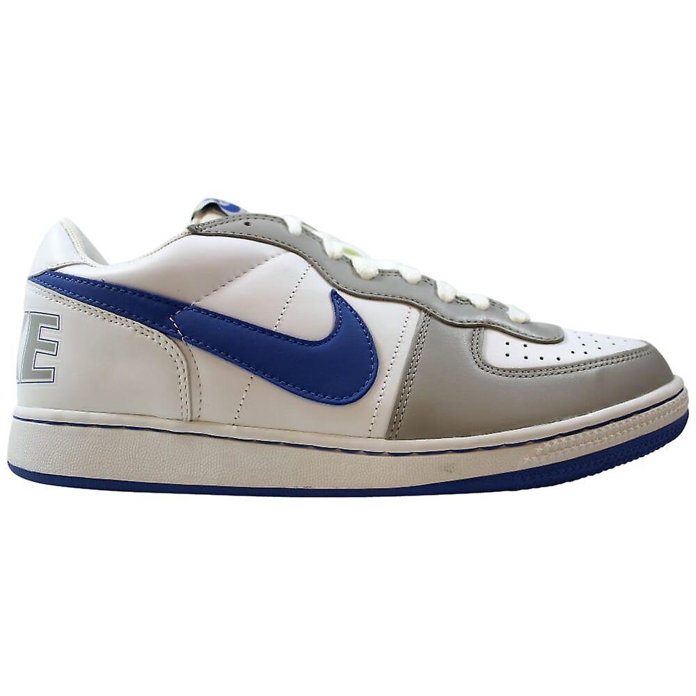 Nike Terminator Low White/Varsity Niebiesko-Neutralna Szara 308917-141 Kobiety i apos;s UPCkn