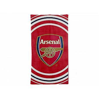 ארסנל הרשמי מגבת עיצוב פולס
