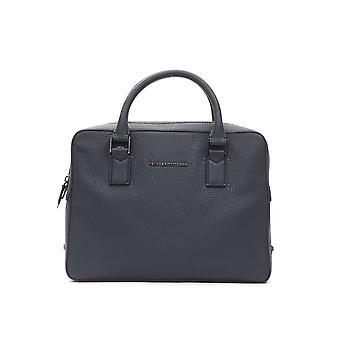 Briefcase Bleu Trussardi man