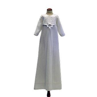 Dopklänning Grace Of Sweden - Blank Väst Och Vit Doprosett.