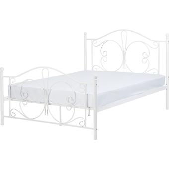 Esme Metal Frame Bed