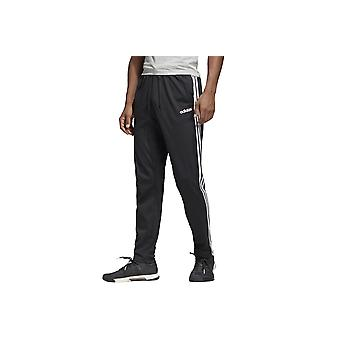 adidas Essentials 3-Stripes Tapered Open Hem Pant DU0456 Mens trousers