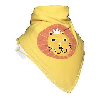 León amarillo pañuelo bandana