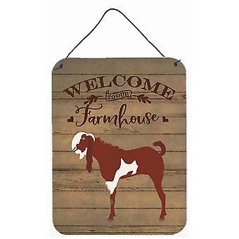 Jamnapari Goat Welcome Wall or Door Hanging Prints