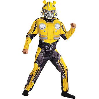 Transformers Bumblebee Muscle Child Costume