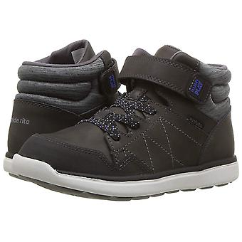 Kids Stride Rite Girls mp2 Saul Leather Low Top Pull On