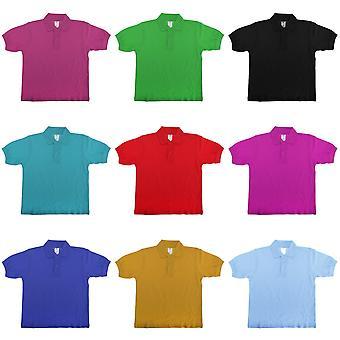 B&C Kids/Childrens Unisex Safran Polo Shirt