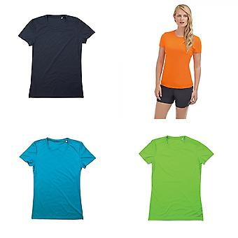 Stedman Womens/Ladies Active Sports Tee