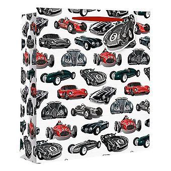 Eurowrap Race Car Gift Bags (Pack of 12)