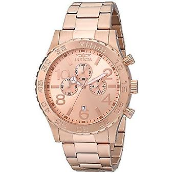 Invicta Men's  Specialty 1271 Rose Gold Stainless Steel Chronograph  Watch