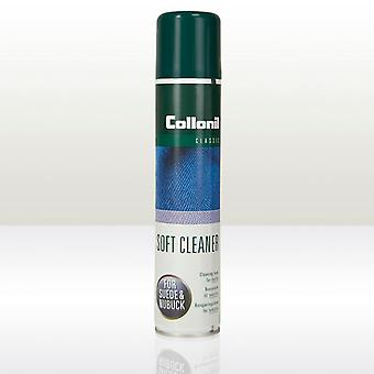 Collonil Soft Cleaner Gentle Cleaning Foam Textiles, Leather, Suede & Nubuck