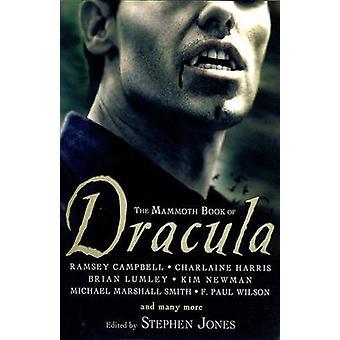 Mammoth Book of Dracula by Stephen Jones - 9780762440948 Book