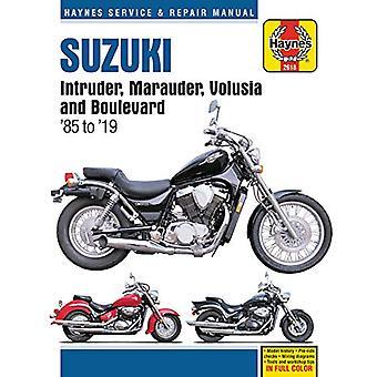 Suzuki Intruder - Marauder - Volusia and Boulevard Haynes Service &am
