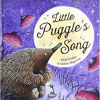 Little Puggle's Song by Vikki Conley - 9781912076345 Book