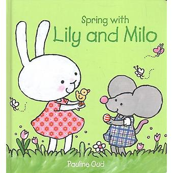 Spring with Lily and Milo by Oud & Pauline