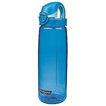Nalgene OTF 24oz Bottle with Blue Cap (Glacial Blue)