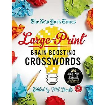 The New York Times Large-Print Brain-Boosting Crosswords - 120 Large-P