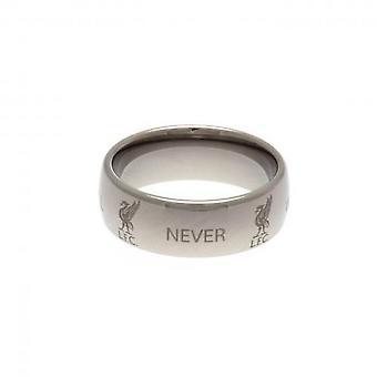 Liverpool FC Super Titanium ring