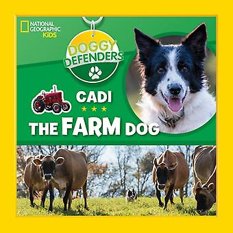 Doggy Defenders Cadi the Farm Dog