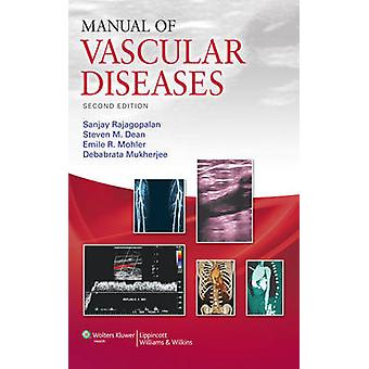 Manual of Vascular Diseases by Sanjay Rajagopalan - 9781609134228 Book