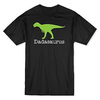 Dadasaurus الآباء بارد يوم الرجال & apos;s تي شيرت