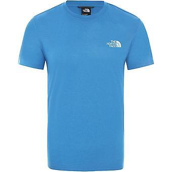 La T-shirt North Face Reaxion Red Box T94CDWW1H universale tutto l'anno