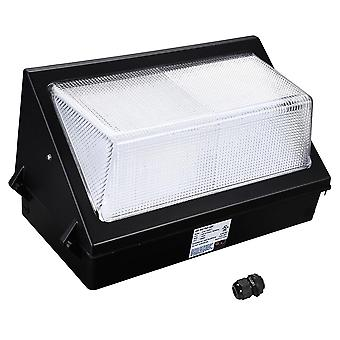 Yescom Commercial 100W LED Wall Pack Light 10000lm 5000K Waterproof IP65 UL Listed Outdoor Security Lighting Fixture