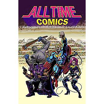 All Time Comics Season 1 TP - Season 1 by Josh Bayer - 9781942801702 B