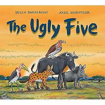 The Ugly Five (Gift Edition BB) by Julia Donaldson - 9781407189529 Bo
