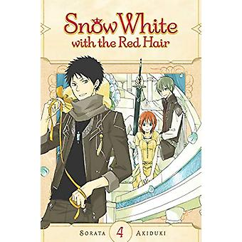 Snow White with the Red Hair - Vol. 4 by Sorata Akiduki - 97819747072