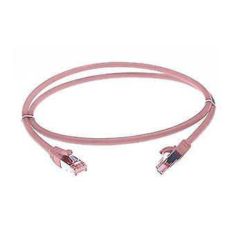 Cat 6A S Ftp Lszh Ethernet Network Cable Pink