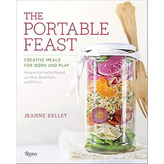 The Portable Feast by Jeanne Kelley - 9780789338082 Book