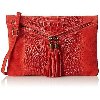 Chicca Bags 10025 Day Pochette 29 cm Red