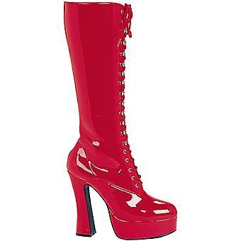 Kengän pukemista nauha punainen Sz 9