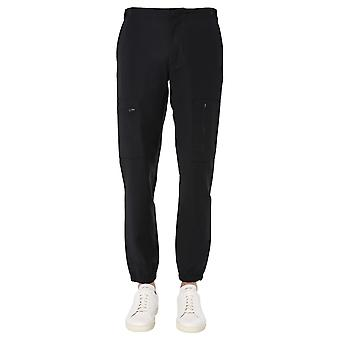 Ps By Paul Smith M2r861tc2023079 Men's Black Wool Pants