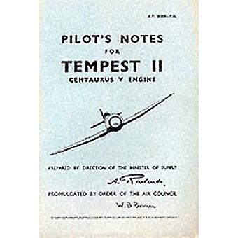Air Ministry Pilots Notes Hawker Tempest II by Compiled by Air Ministry