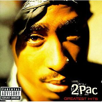 2Pac - Greatest Hits [CD] USA import