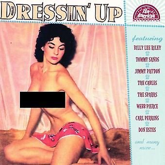 Dressin' Up [CD] USA import