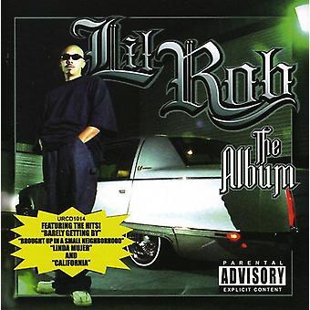 Lil Rob - Album [CD] USA import