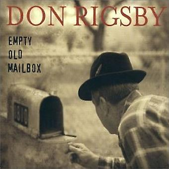 Don Rigsby - Empty Old Mailbox [CD] USA import