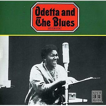 Odetta - Odetta & the Blues [CD] USA import