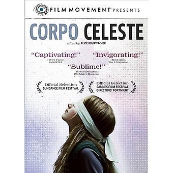 Corpo Celeste [DVD] USA import