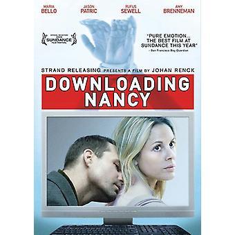 Downloading Nancy [DVD] USA import