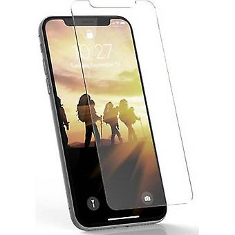 uag Tempered Glass Glass screen protector Compatible with (mobile phone): Apple iPhone XR 1 pc(s)