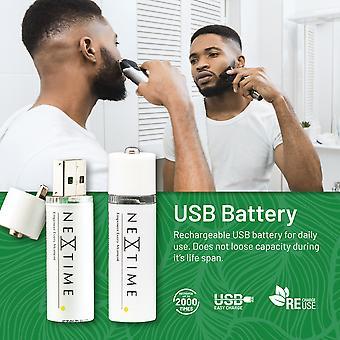Bateria USB AA
